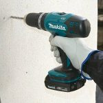 perceuse visseuse percussion sans fil makita TOP 1 image 3 produit