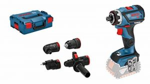 Perceuse-Visseuse sans Fil GSR 18V 60FC (sans Batterie, 18V, Vis de ∅ Max.: 10mm, Couple Max.: 60Nm, dans Coffret L-Boxx) de la marque Bosch Professional image 0 produit