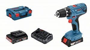 Perceuse-Visseuse sans Fil, GSR 18V-21 2 x 2.0Ah - L-Boxx de la marque Bosch Professional image 0 produit
