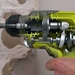 Ryobi 4892210130211 Marteau Perforateur SDS+ sans fil, 18 V, Multicolore de la marque Ryobi image 4 produit