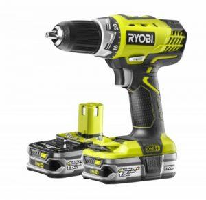 Ryobi 5133001929 Perceuse sans fil 18 V de la marque Ryobi image 0 produit