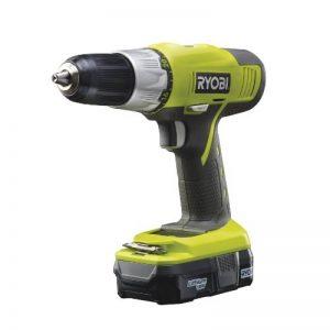 Ryobi 5133002250 4432039 R18DDP-L13S Perceuse-visseuse sans fil 18 V avec batterie/chargeur/accessoires de la marque Ryobi image 0 produit