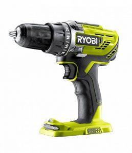 Ryobi One + R18dd3–0perceuse sans fil 18V (corps uniquement) de la marque Ryobi image 0 produit