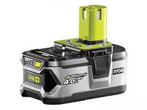 Ryobi Rb18l1318V One + batterie au lithium 1,3Ah, RB18L40, 18 V de la marque Ryobi image 0 produit
