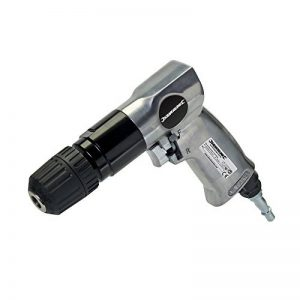 """Silverline 793759 Perceuse pneumatique réversible 1/4"""" Mandrin automatique de la marque Silverline image 0 produit"""