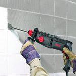 Skil 1762AA Marteau Perforateur Burineur SDS Plus (850W, 2,8 J, Variateur de Vitesse, Poignée et Butée de profondeur) de la marque Skill image 3 produit