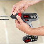 Skil 2461 AA Perceuse/visseuse sans fil - en utilisant soit la batterie, soit le câble - 16V Max de la marque SKIL image 4 produit