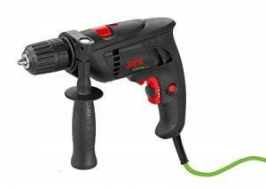 Skil 6110AA Energy Line Perceuse à Percussion avec Mandrin Autoserrant (Légère: 1,2 kg, Câble Longueur 6m, Poignée, Butée de profondeur) de la marque Bosch Professional image 0 produit