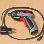 Skil F0152636ADVisseuse sans fil 3,6V avec Chargeur USB (Li-ion 1,5Ah, 7 Nm, LED Lampe, 35 pièces Set d'accessoires, Coffret) de la marque SKIL image 4 produit