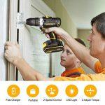 visseuse perforateur sans fil TOP 11 image 4 produit