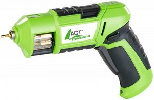 Visseuse sans fil à chargement automatique d'embouts AGT de la marque AGT Professional image 0 produit